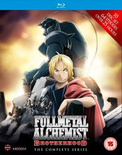 Fullmetal Alchemist Brotherhood, The Complete Series