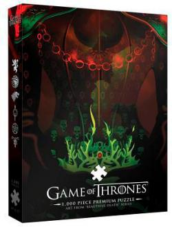 Game of Thrones Premium Puzzle Long May She Reign (1000 pcs)