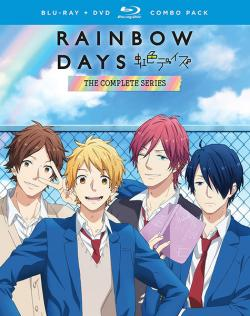 Rainbow Days Complete Series