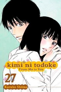 Kimi ni Todoke From Me to You Vol 27