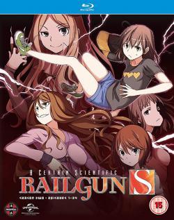 A Certain Scientific Railgun, Complete Season 2