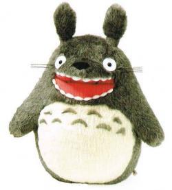 My Neighbor Totoro Plush Figure Howling M