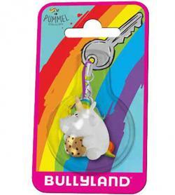Pummel Chubby Unicorn Keychain