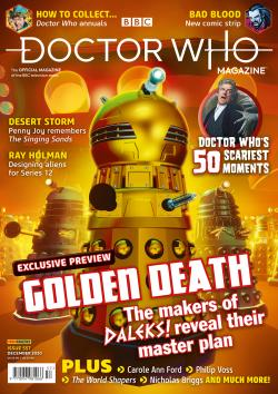 Doctor Who Magazine Nr 557