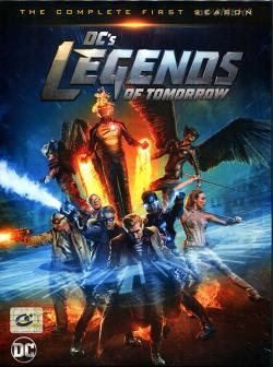 DC's Legends of Tomorrow, säsong 1