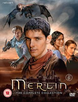 Merlin, The Complete Collection: Series One to Five