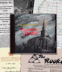 Haunter of the Dark - audio drama CD