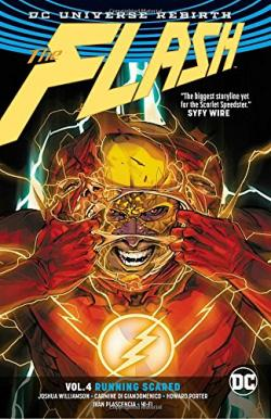 The Flash Rebirth Vol 4: Running Scared