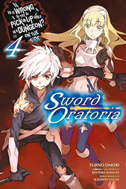 Is It Wrong To Try To Pick Up Girls in a Dungeon Sword Oratoria 4