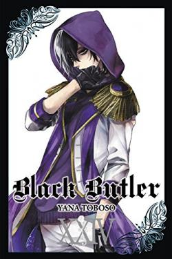 Black Butler Vol 24