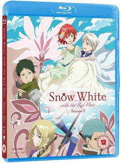 Snow White With the Red Hair, Part 2