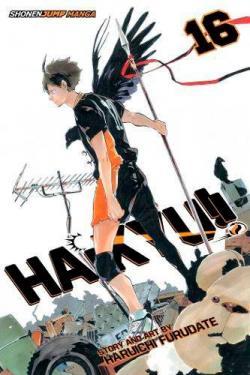 Haikyu Vol 16