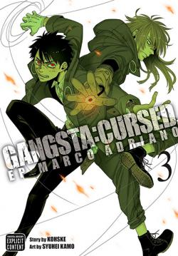 Gangsta Cursed Vol 3