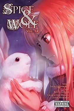 Spice & Wolf Vol 14