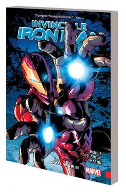 Invincible Iron Man Vol 3: Civil War II