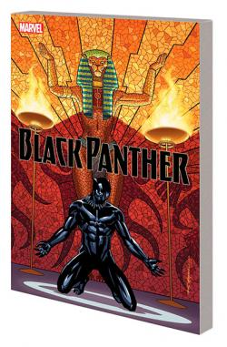 Black Panther Book 4: Avengers of New World Part 1