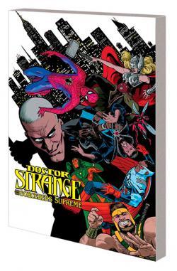 Doctor Strange and the Sorcerer Supreme Vol 2: Time After Time