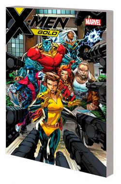 X-Men Gold Vol 2: Evil Empire