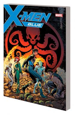 X-Men Blue Vol 2: Toil and Trouble