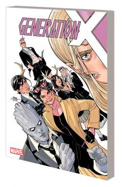 Generation X Vol 1: Natural Selection