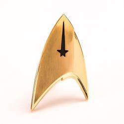 Replica 1/1 Magnetic Starfleet Command Division Badge