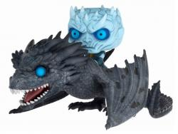 Viserion with Night King Pop! Rides Vinyl Figure