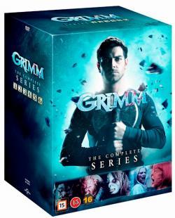 Grimm, season 1-6