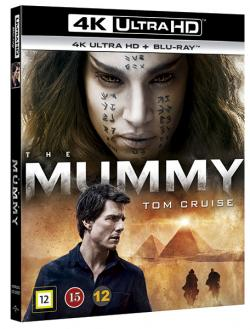 The Mummy (2017, 4K Ultra HD+Blu-ray)