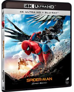 Spider-Man: Homecoming (4K Ultra HD+Blu-ray)