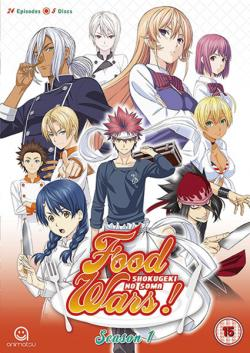 Food Wars! Season 1
