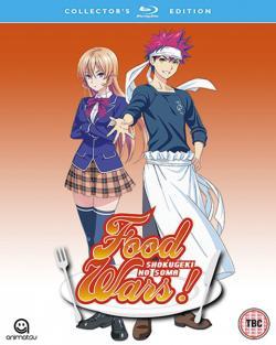 Food Wars! Season 1