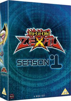 Yu-Gi-Oh! Zexal, Season 1