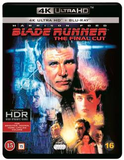 Blade Runner, The Final Cut (4K Ultra HD+Blu-ray)