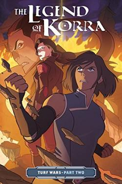The Legend of Korra: Turf Wars Part 2