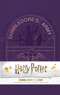 Harry Potter Dumbledore's Army Ruled Journal