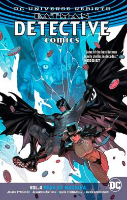 Batman Detective Comics Rebirth Vol 4: Deus Ex Machina