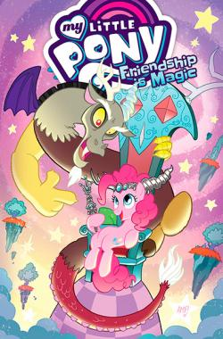 My Little Pony Friendship Is Magic Vol 13