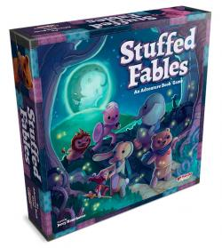 Stuffed Fables - An Adventure Book Game