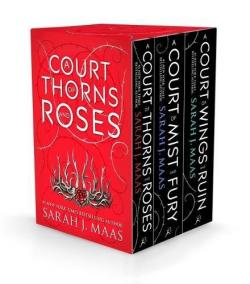 A Court of Thorns and Roses Boxset