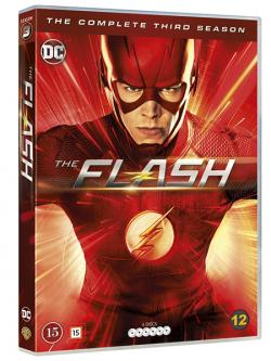 The Flash, Complete Third Season