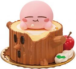Kirby Q Paldoce Collection Vol. 1 Mini Figure Christmas Log