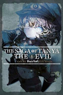 Saga of Tanya Evil Light Novel Vol 1