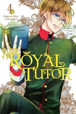 Royal Tutor Vol 4