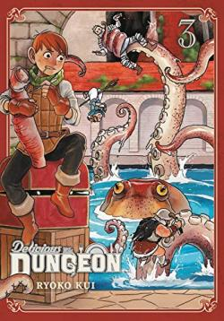 Delicious in Dungeon Vol 3