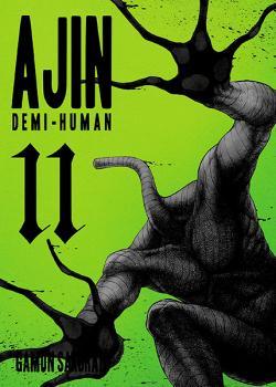 Ajin: Demi Human volume 11