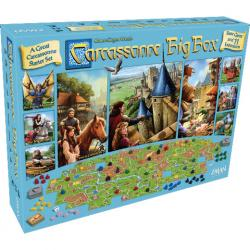 Carcassonne Big Box 2017 (svensk)