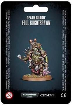 Death Guard Foul Blightspawn