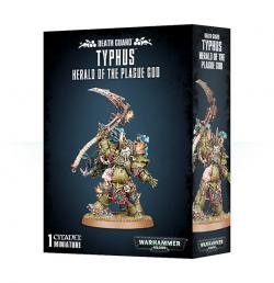 Death Guard Typhus Herald of the Plague God