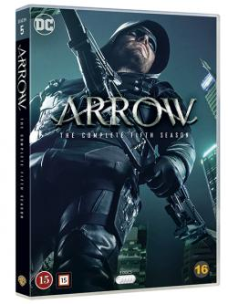 Arrow, The Complete Fifth Season