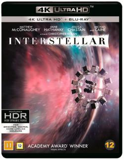 Interstellar (4K Ultra HD+Blu-ray)